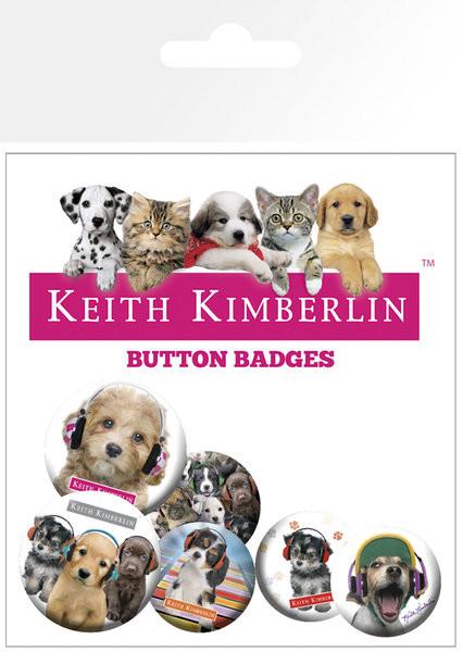 KEITH KIMBERLIN - Emblemas
