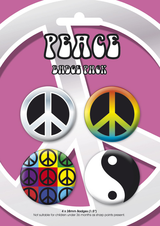 PEACE GB Pack - Emblemas