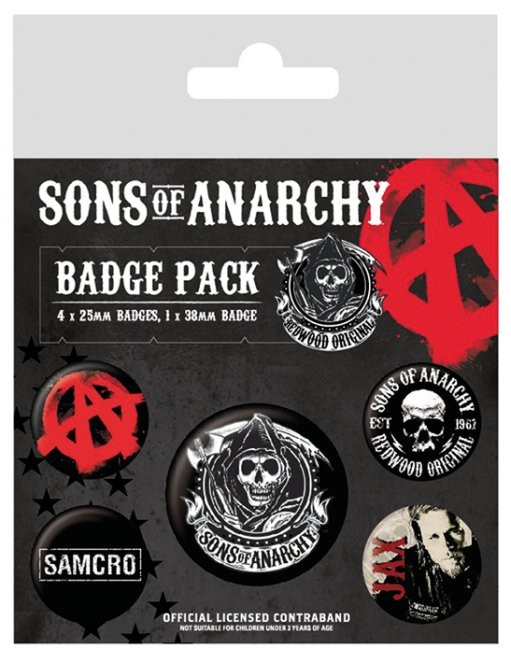 Sons of Anarchy - Emblemas