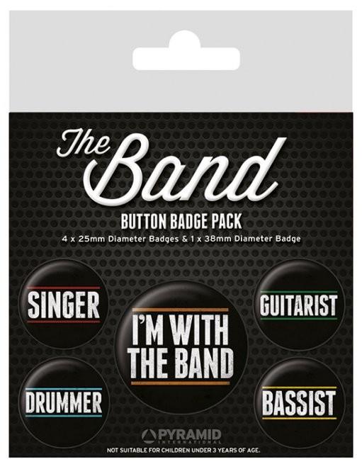 The Band - Emblemas