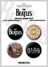 THE BEATLES - White - Emblemas