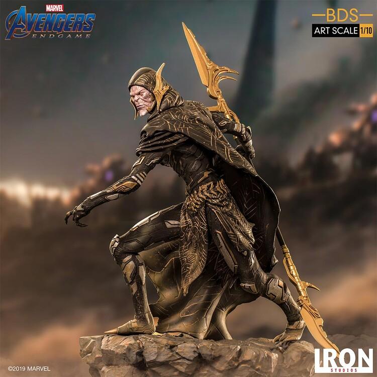 Hahmo Avengers: Endgame - Black Order Corvus Glaive