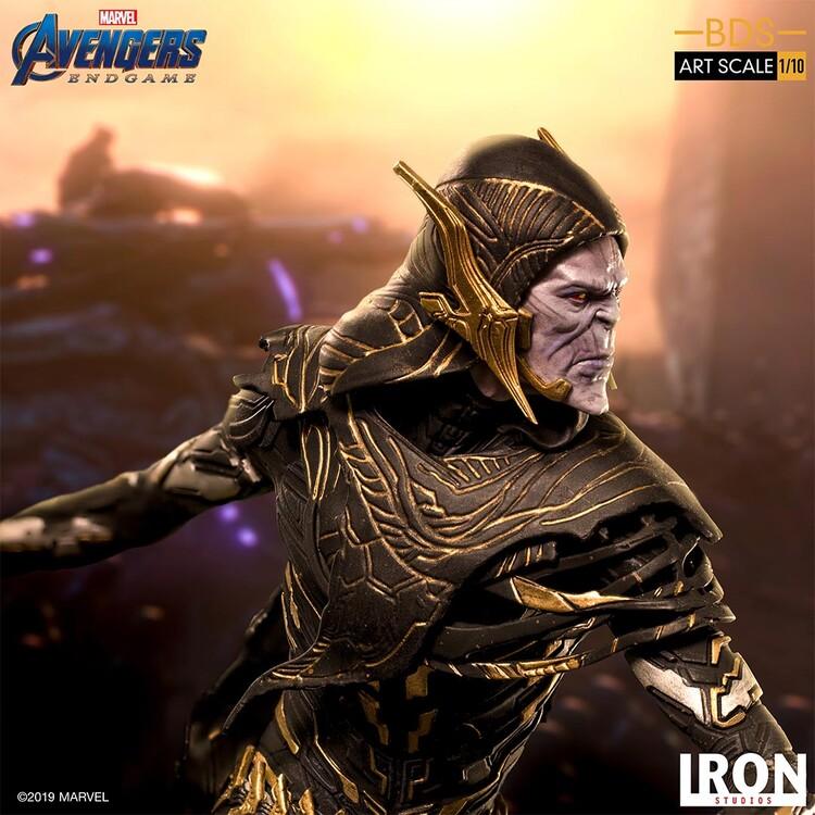 Hahmot Avengers: Endgame - Black Order Corvus Glaive