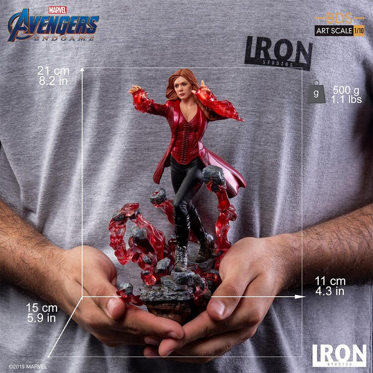 Hahmo Avengers: Endgame - Scarlet Witch