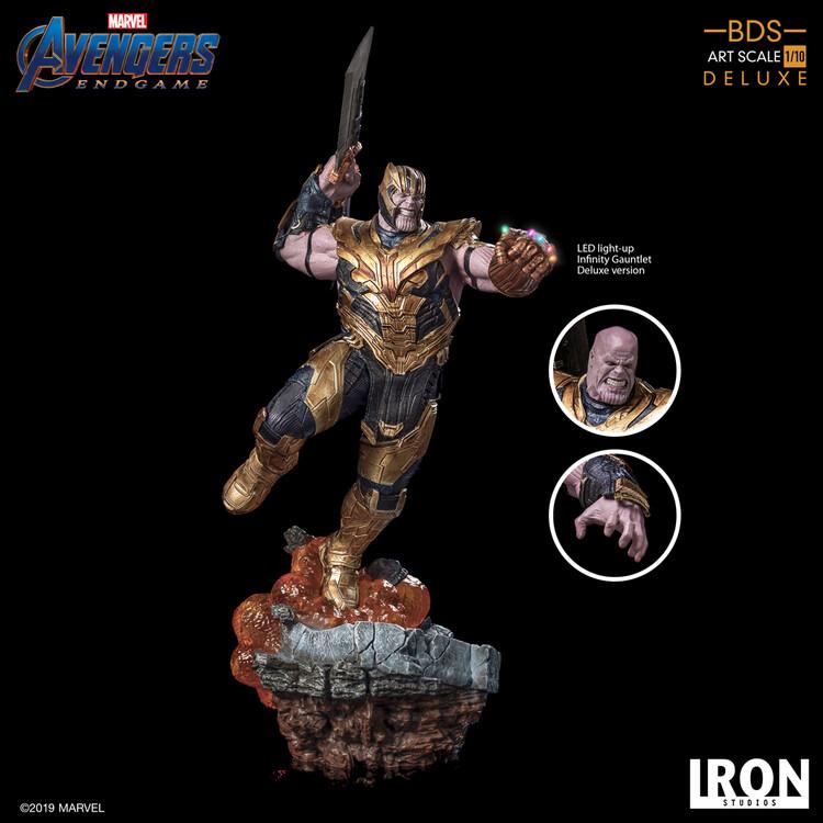 Hahmot Avengers: Endgame - Thanos (Deluxe)
