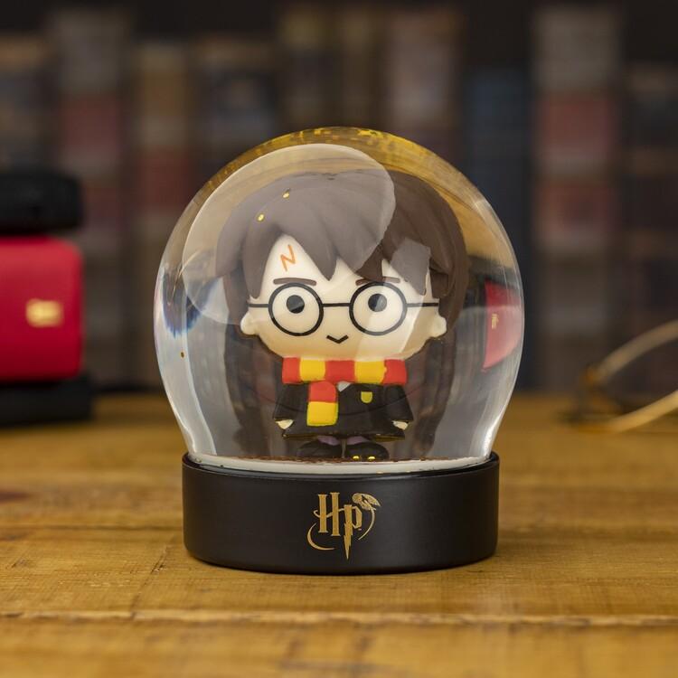 Lumipallo paperipaino Harry Potter
