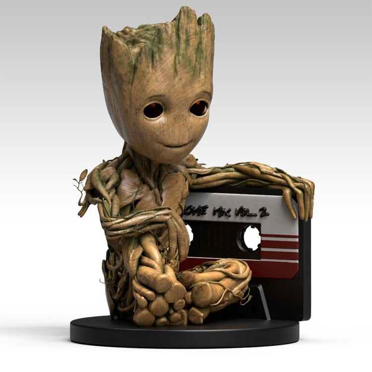 Rahalaatikko - Baby Groot