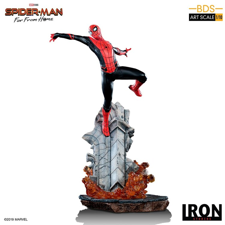 Hahmo Spiderman: Far From Home - Spider-man