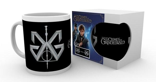 Cup Fantastic Beasts 2 - Grindlewald Emblem
