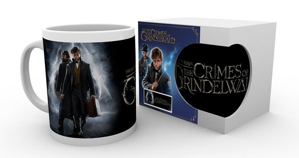 Cup Fantastic Beasts 2 - One Sheet