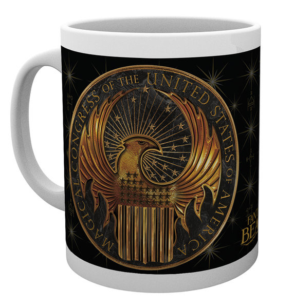 Cup Fantastic Beasts And Where To Find Them - Logo