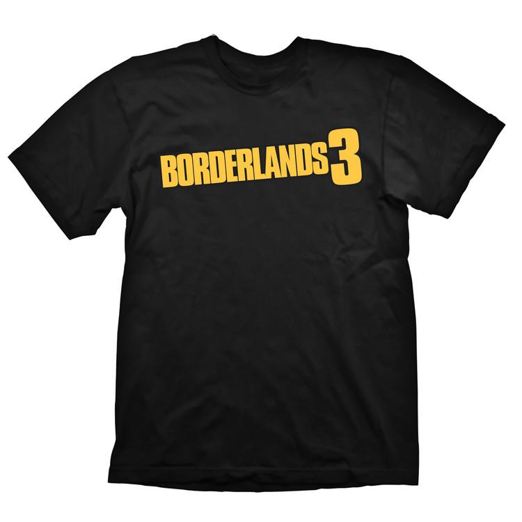 T-shirt Borderlands 3 - Logo