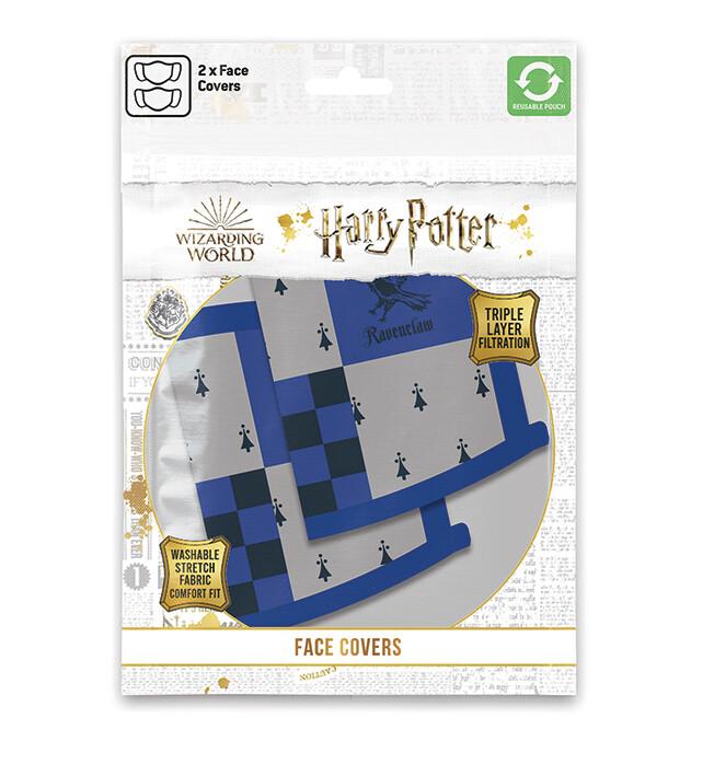 Fashion Face masks Harry Potter - Ravenclaw (2 pack)