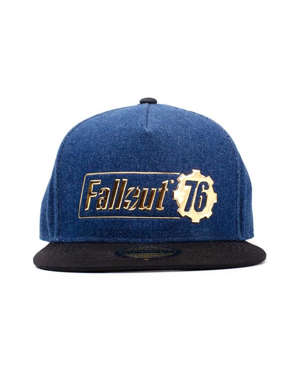 Cap Fallout - Fallout 76 Logo