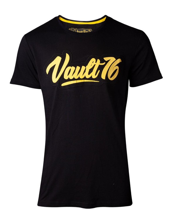 T-shirt Fallout - Oil Vault