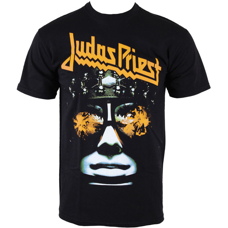 T-shirt Judas Priest - HELL-BENT WITH PUFF PRINT FINISHING
