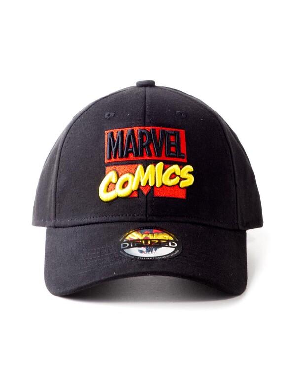 Cap Marvel Comics - 3D Logo