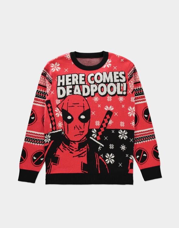 Jumper Marvel - Deadpool