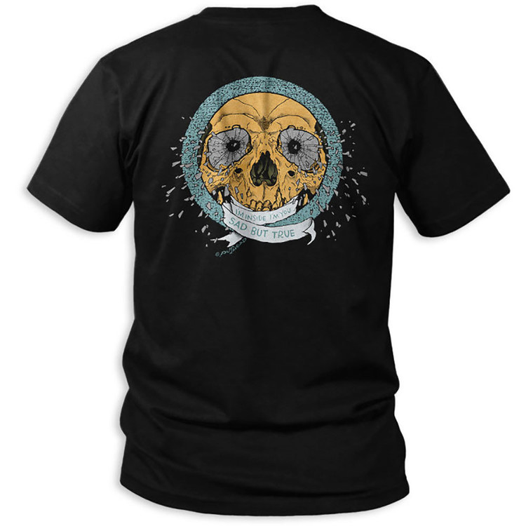 T-shirt Metallica - Sad But True