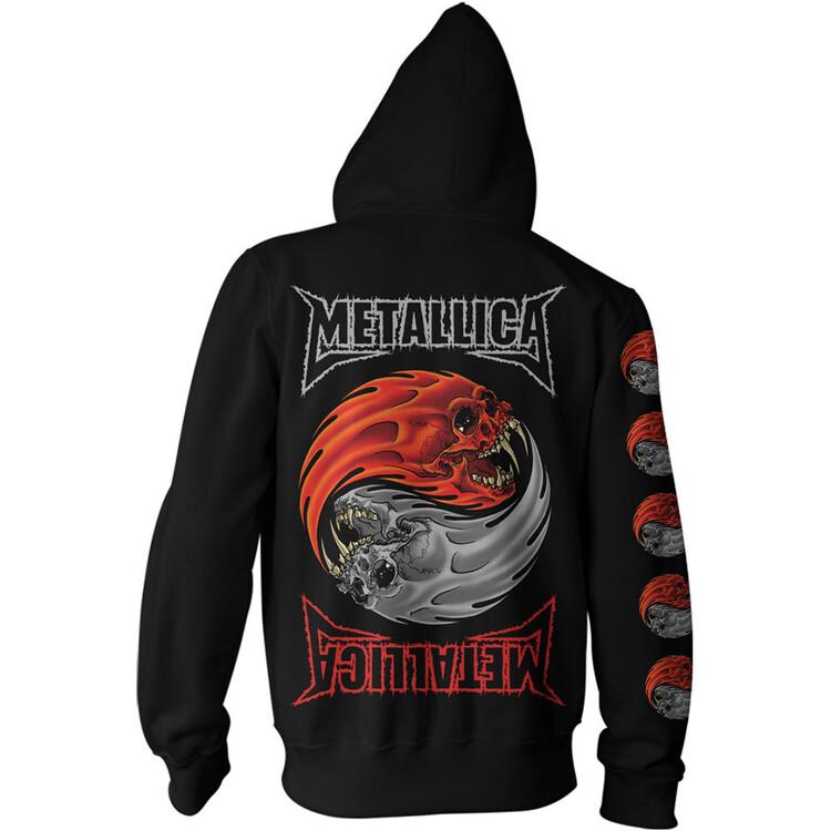 Jumper Metallica - Yin Yang