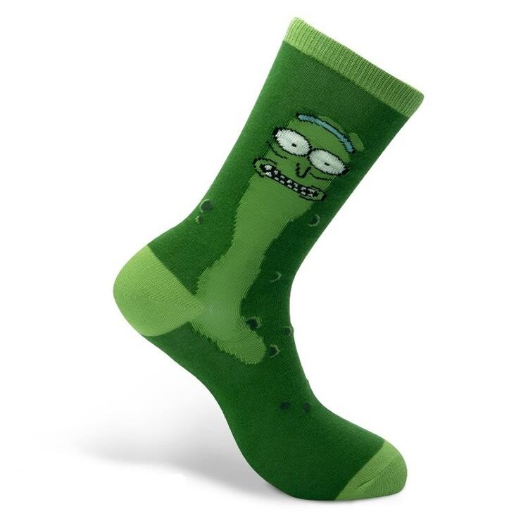 Fashion Socks Rick & Morty - Pickle Rick