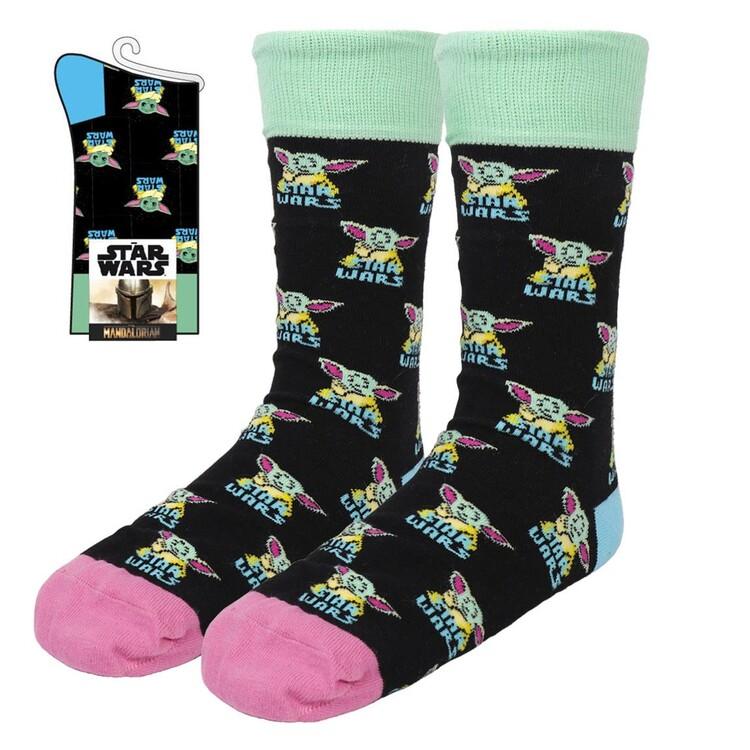 Fashion Socks Star Wars: The Mandalorian