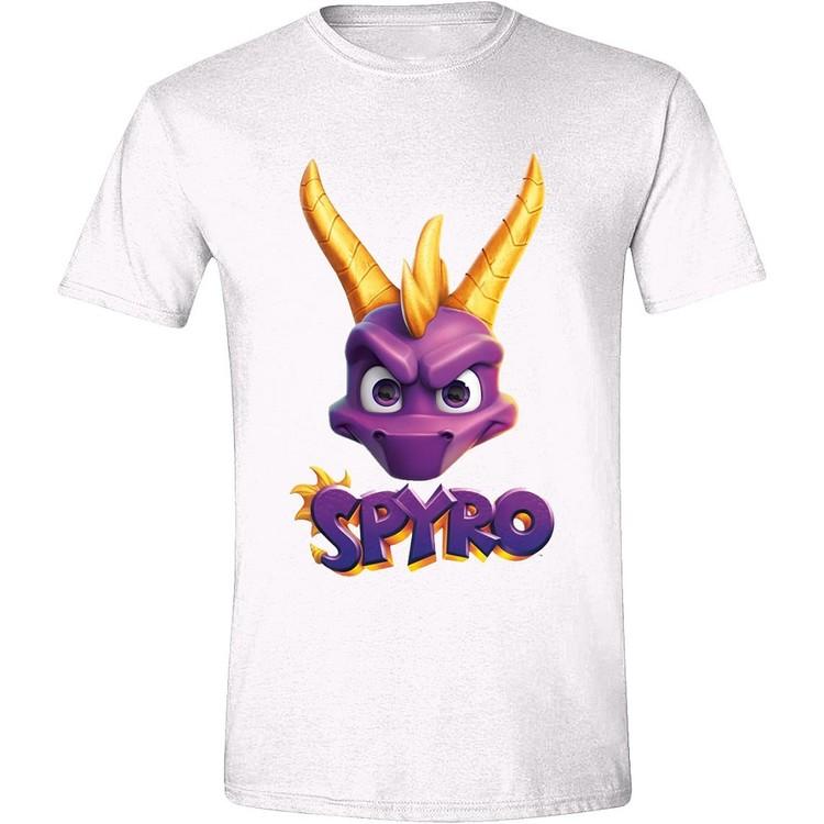T-shirt Spyro - Face Logo