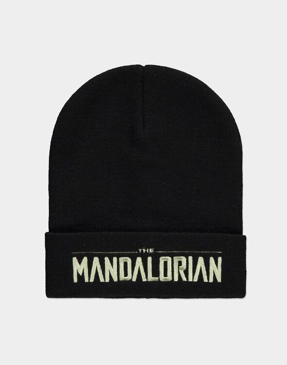 Cap Star Wars: The Mandalorian - Logo