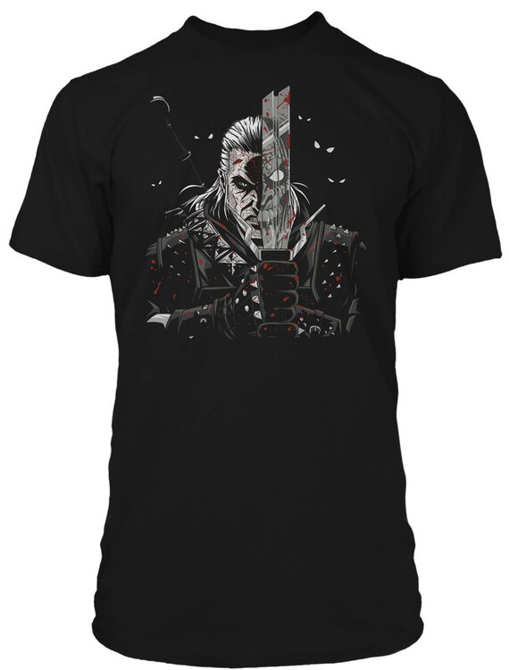 T-shirt The Witcher 3 - High Toxicity Level