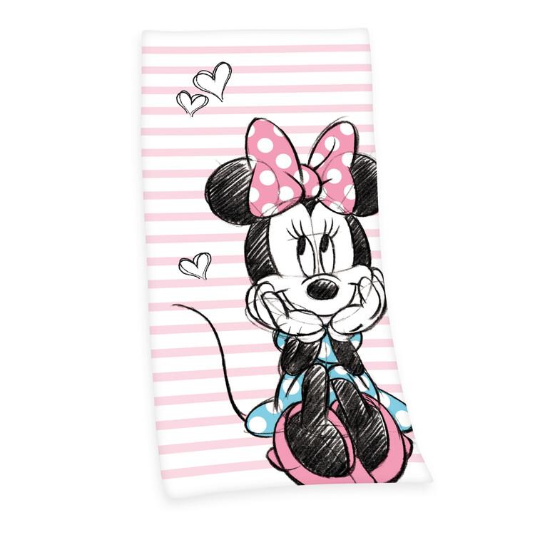 Fashion Towel Minnie