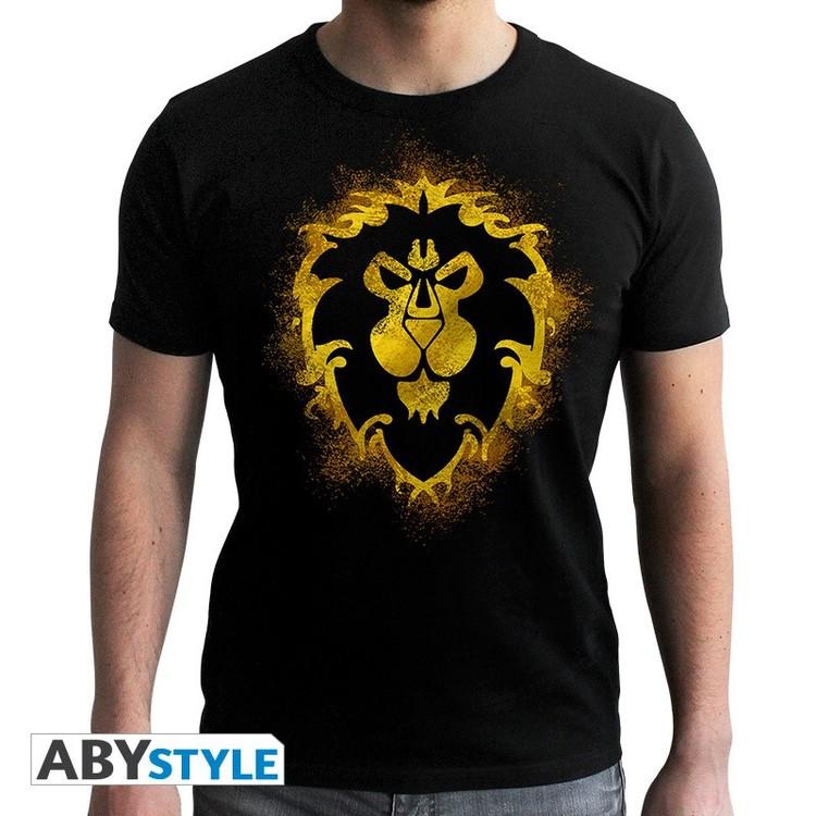 T-shirt World Of Warcraft - Alliance