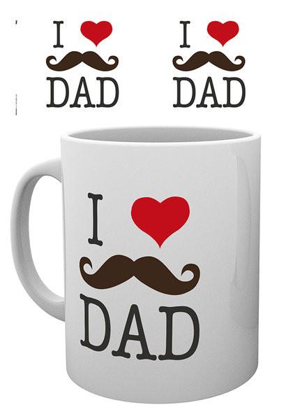 Mug Father's Day - I Love Dad