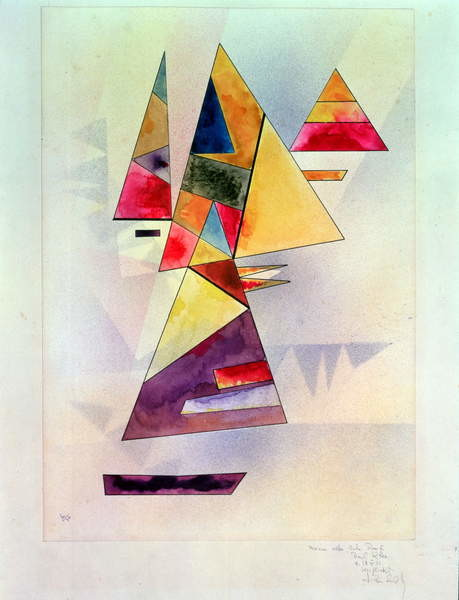 Fine Art Print Composition, 1930