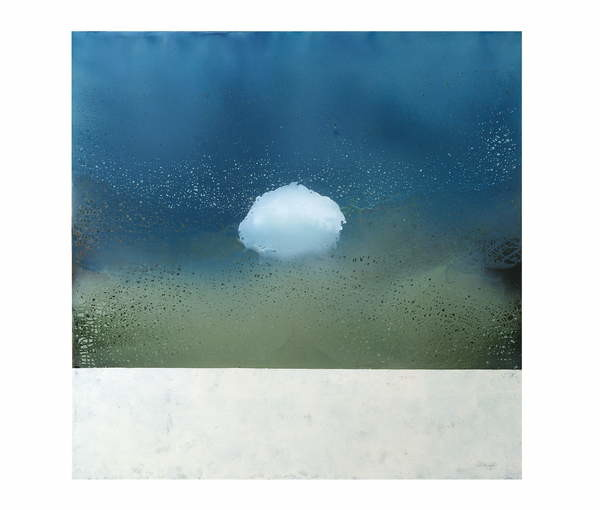 Float, 2007, Canvas Print