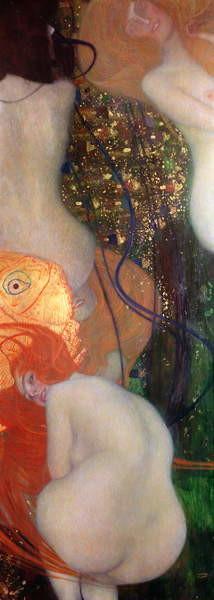 Fine Art Print Goldfish, 1901-02