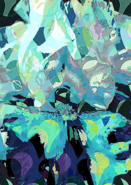 Fine Art Print Iris