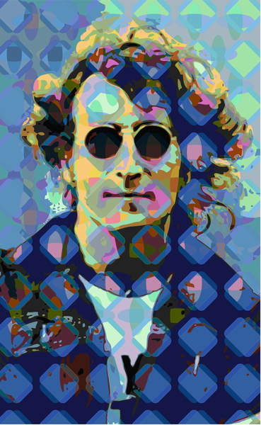 Fine Art Print Reproduction John Lennon