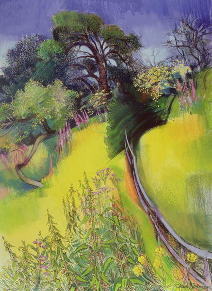 Fine Art Print Midsummer