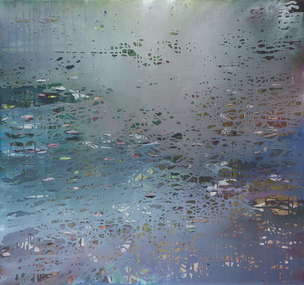 Monsoon, 2014, Canvas Print