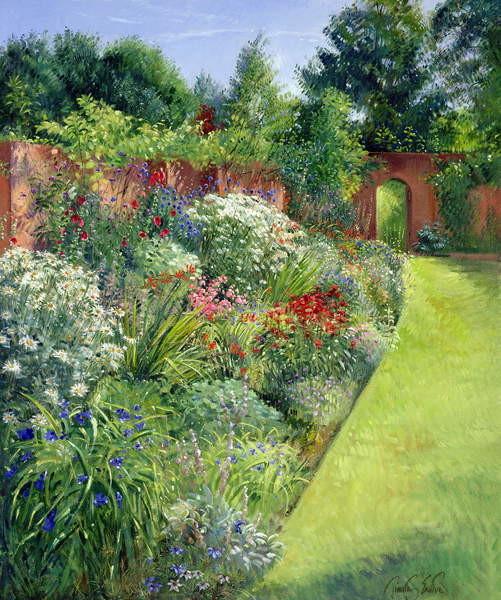 Fine Art Print  Path to the Secret Garden