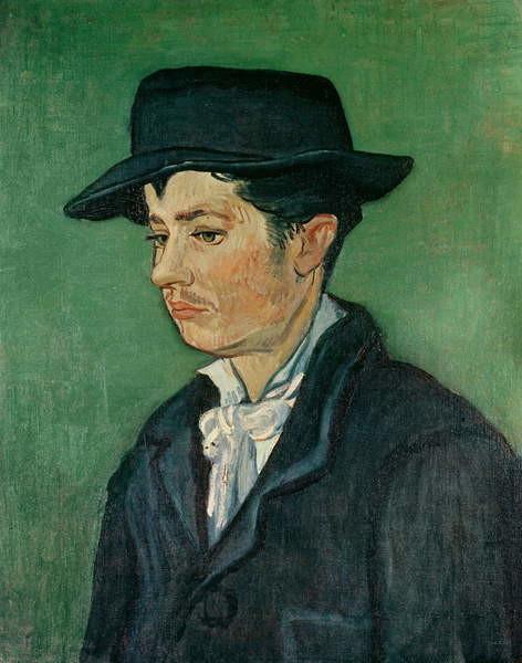 Fine Art Print Portrait of Armand Roulin, 1888