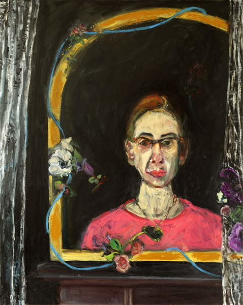Fine Art Print Self Portrait- Timeline, 2015,