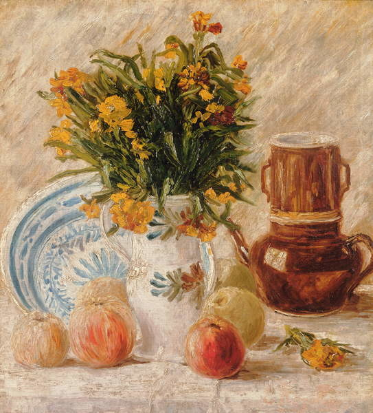 Still Life, 1887 Canvas Print