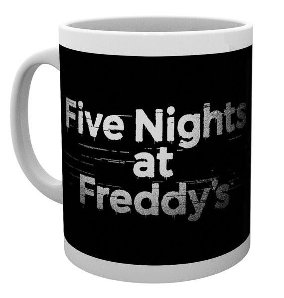 Mug Five Nights At Freddy's - Logo