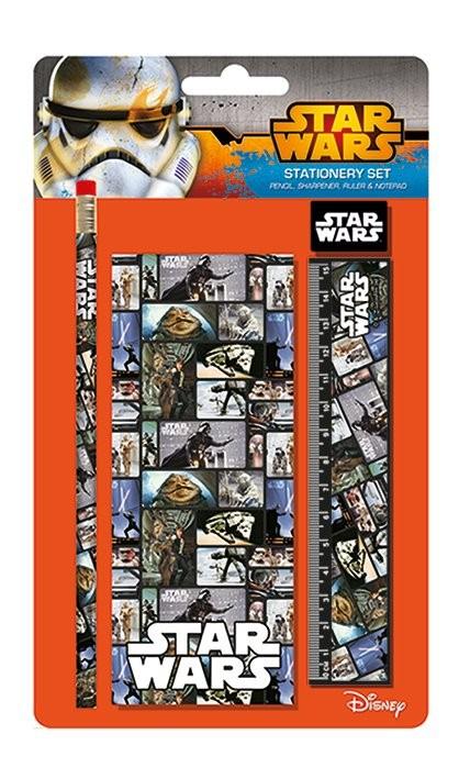 Star wars blocks stationary set fournitures de bureau for Acheter fournitures de bureau