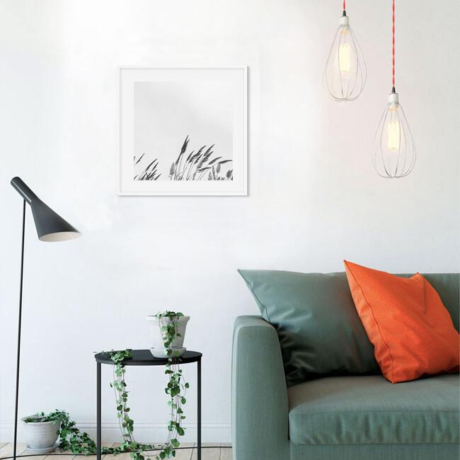 Frame - Poster 40x40 cm