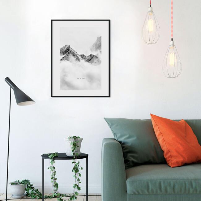 Frame - Poster 40x60 cm