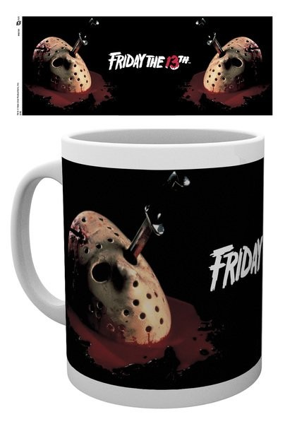 Cup Friday the 13th - 13th Mask
