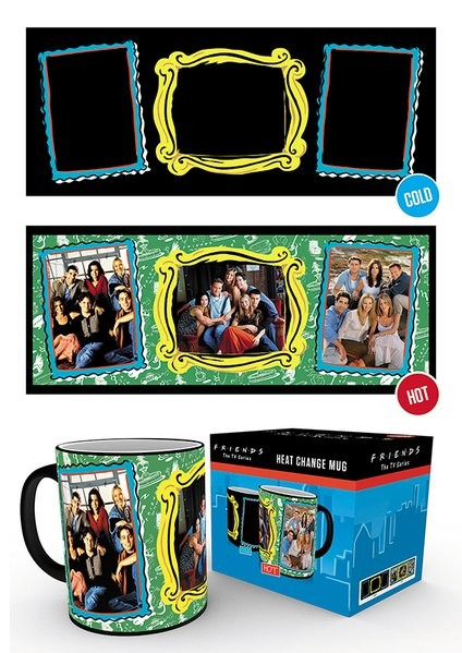 Cup Friends - Frames