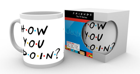 Cup Friends - How You Doin